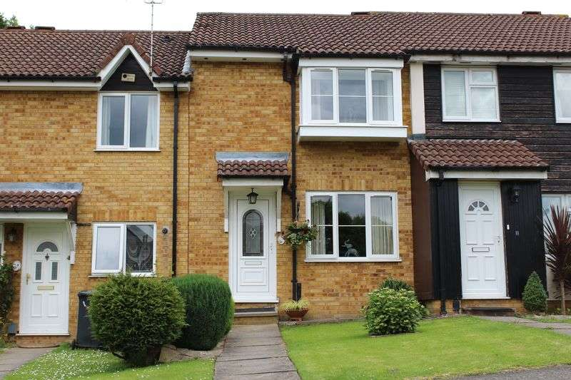 2 Bedrooms Terraced House for sale in Balcon Way, Borehamwood, WD6