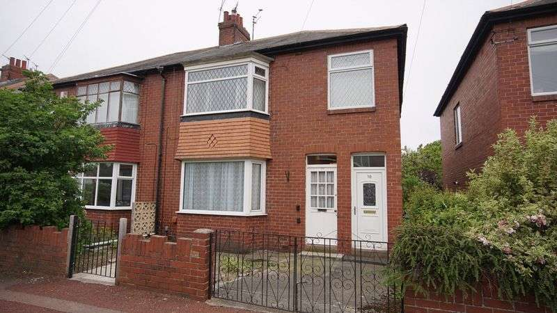 2 Bedrooms Flat for sale in DANBY GARDENS Heaton
