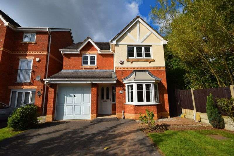 4 Bedrooms Detached House for sale in Swan Grove, Westport Lake
