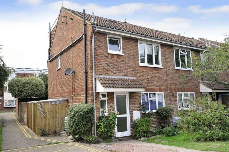 4 Bedrooms Semi Detached House for sale in Eton Road, Worthing