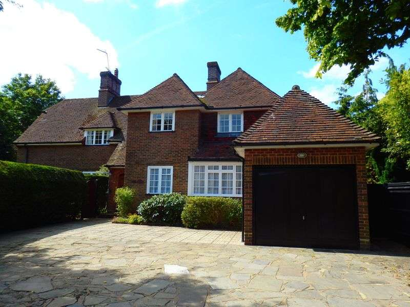 6 Bedrooms Detached House for sale in Church Street, Epsom