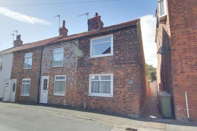 2 Bedrooms Terraced House for sale in Chapel Lane, Ottringham