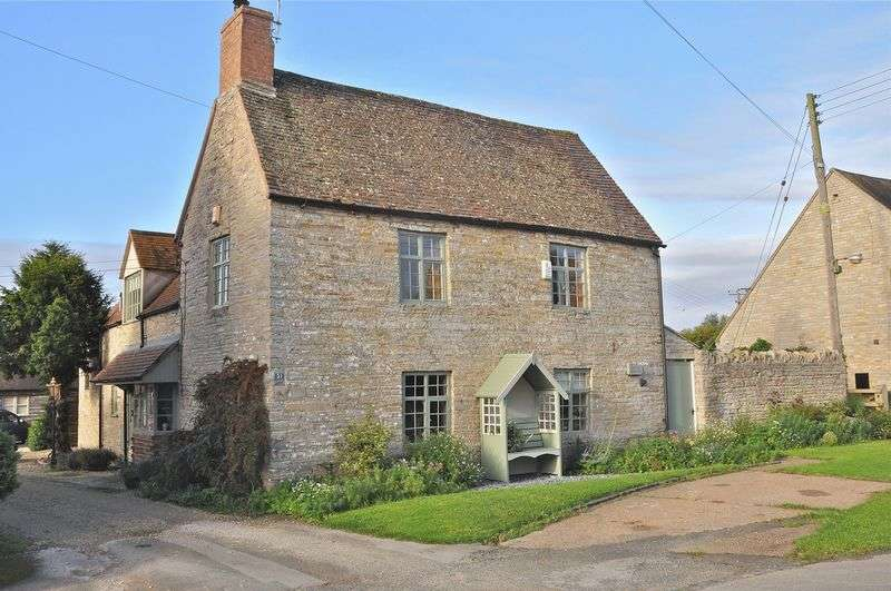 5 Bedrooms Detached House for sale in Main Street, Bretforton, Evesham, WR11 7JH
