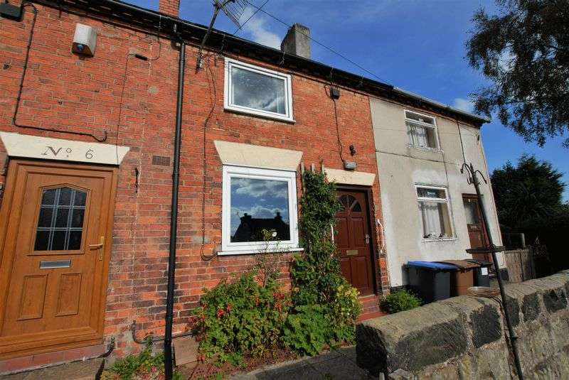 2 Bedrooms Terraced House for sale in Holborn Row, Stoke-On-Trent
