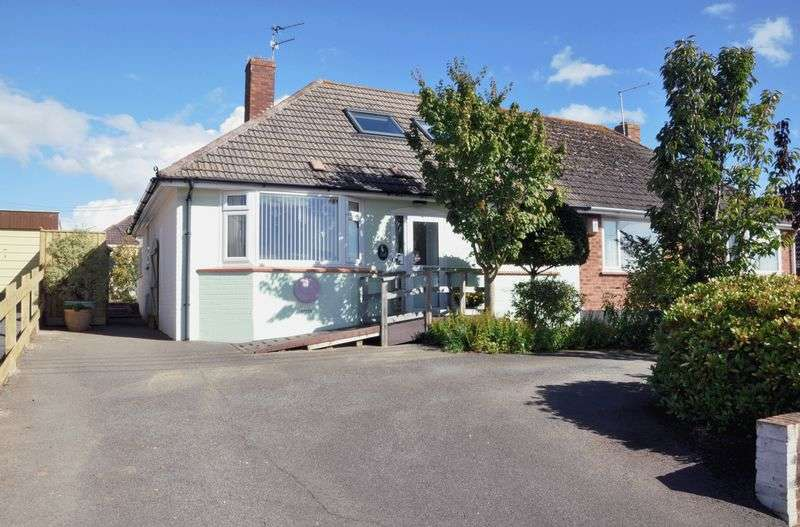 3 Bedrooms Detached Bungalow for sale in Elmfield Crescent, Exmouth
