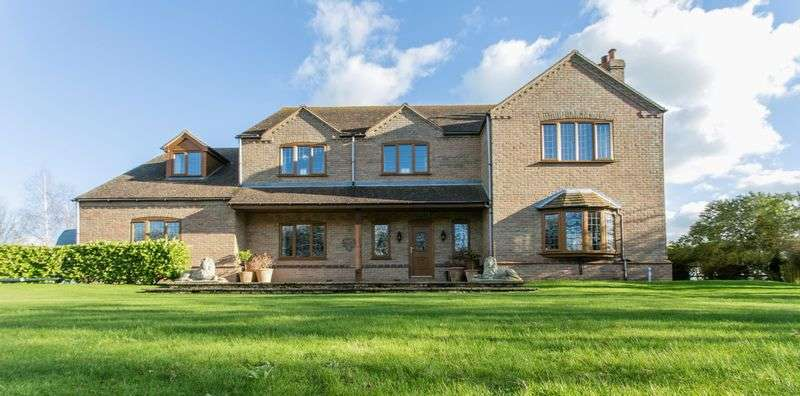 6 Bedrooms Detached House for sale in Northolme, Gedney Hill, Lincolnshire