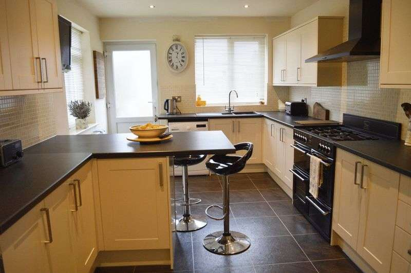 3 Bedrooms Detached Bungalow for sale in Burton Road, Lincoln