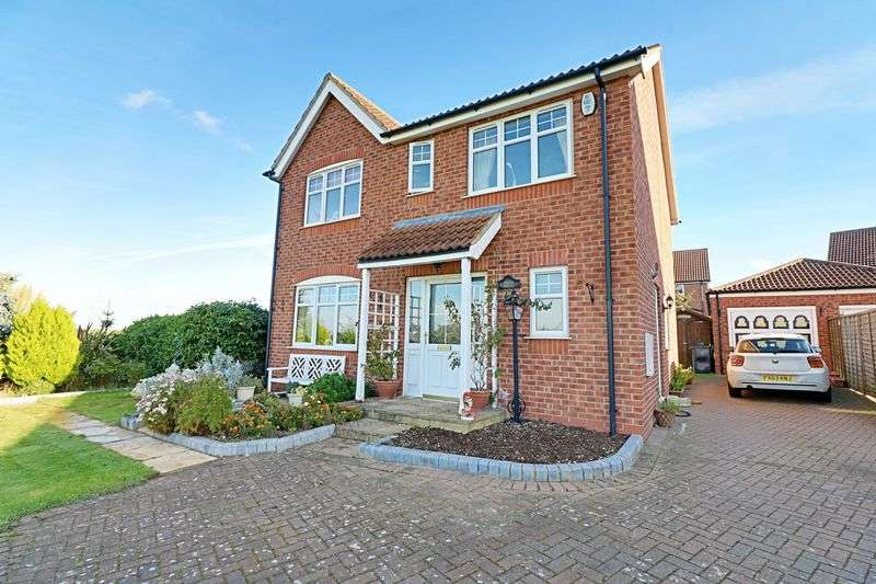 4 Bedrooms Detached House for sale in Johnson Drive Scotter