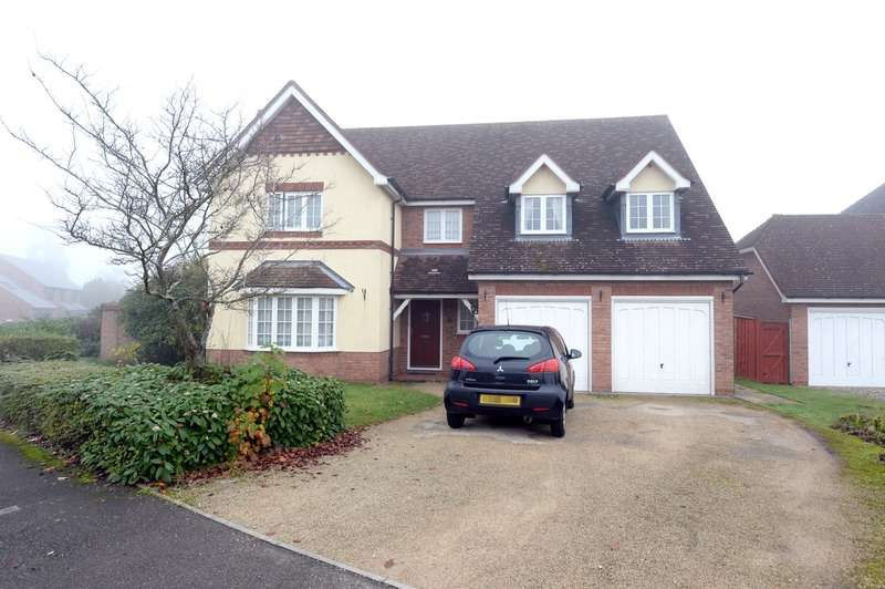 4 Bedrooms Detached House for sale in Cryfield Heights, Coventry, West Midlands, CV4