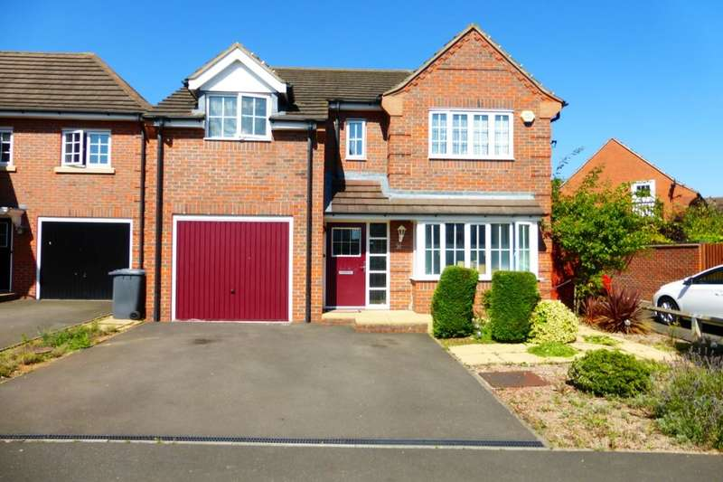 4 Bedrooms Detached House for sale in Shorts Avenue, Shortstown, Bedford, MK42