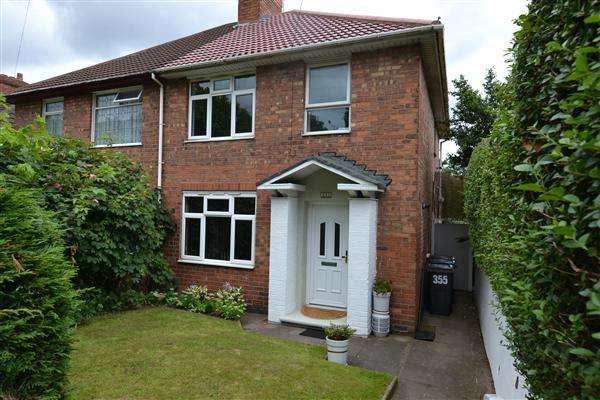 3 Bedrooms Semi Detached House for sale in Kingstanding Road, Kingstanding, Birmingham