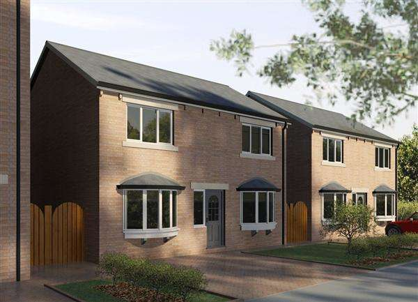 3 Bedrooms Detached House for sale in Grove Lane, Hemsworth