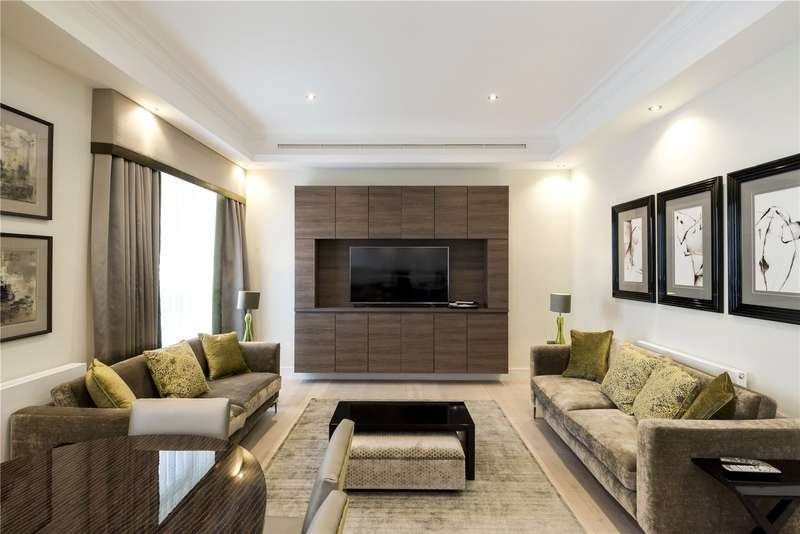 3 Bedrooms Flat for sale in Bilton Towers, Great Cumberland Place, London, W1H
