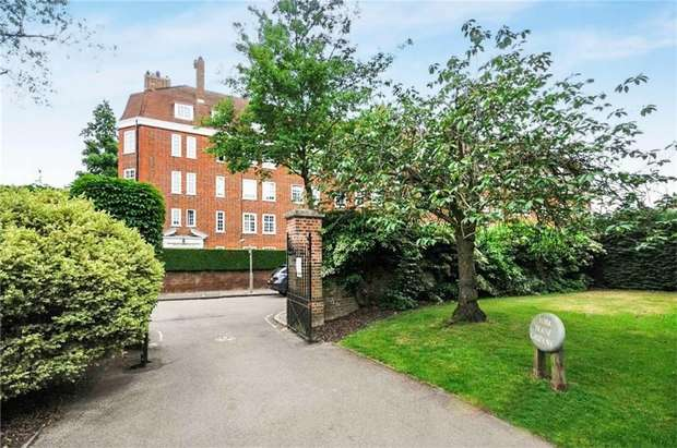 2 Bedrooms Flat for sale in Sion Court, Sion Road, Twickenham