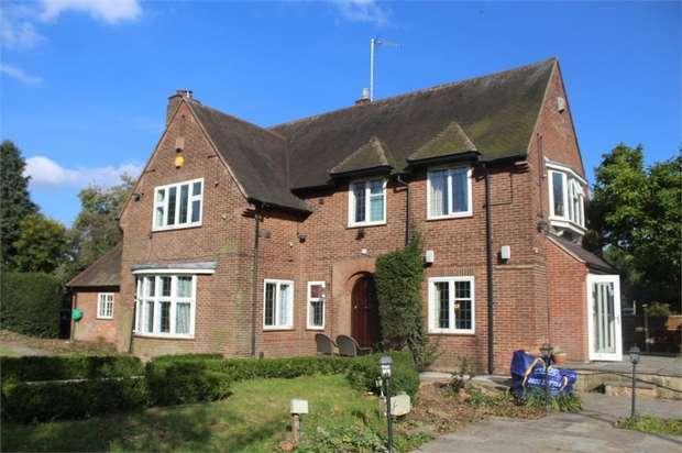 4 Bedrooms Detached House for sale in Middleton Boulevard, Nottingham