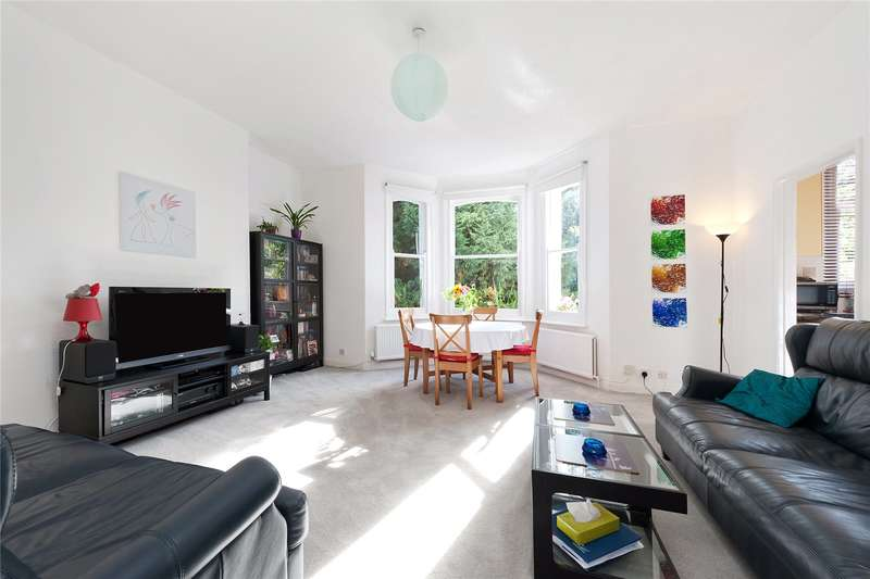 2 Bedrooms Apartment Flat for sale in Victoria Crescent, Upper Norwood
