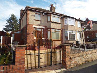 3 Bedrooms Semi Detached House for sale in Latham Avenue, Runcorn, Cheshire, WA7