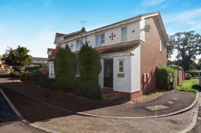 3 Bedrooms Semi Detached House for sale in Bye Mead, Emersons Green, Bristol