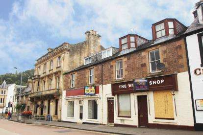 4 Bedrooms Flat for sale in Main Street, Callander