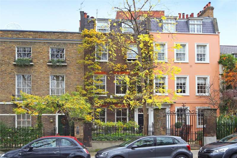 5 Bedrooms Terraced House for sale in Kensington Square, London, W8