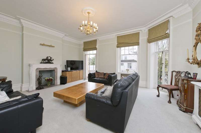 4 Bedrooms Flat for sale in Zetland House, Marloes Road, W8