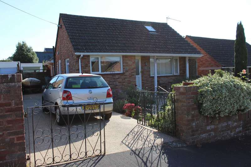 2 Bedrooms Detached Bungalow for sale in Meadow Close, Lympstone