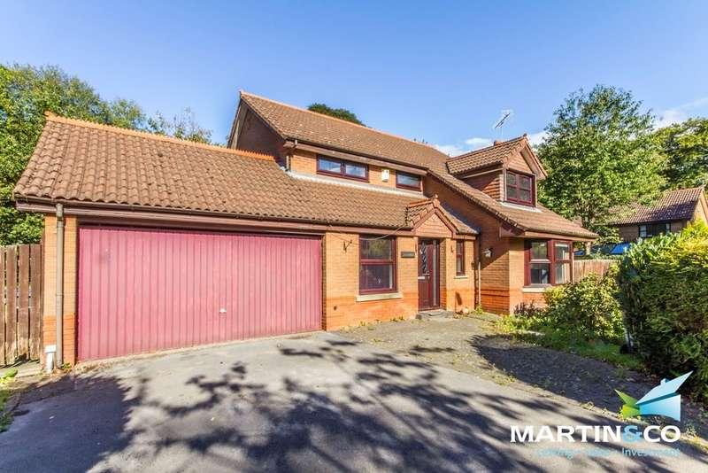4 Bedrooms Detached House for sale in Strutt Close, Edgbaston, B15