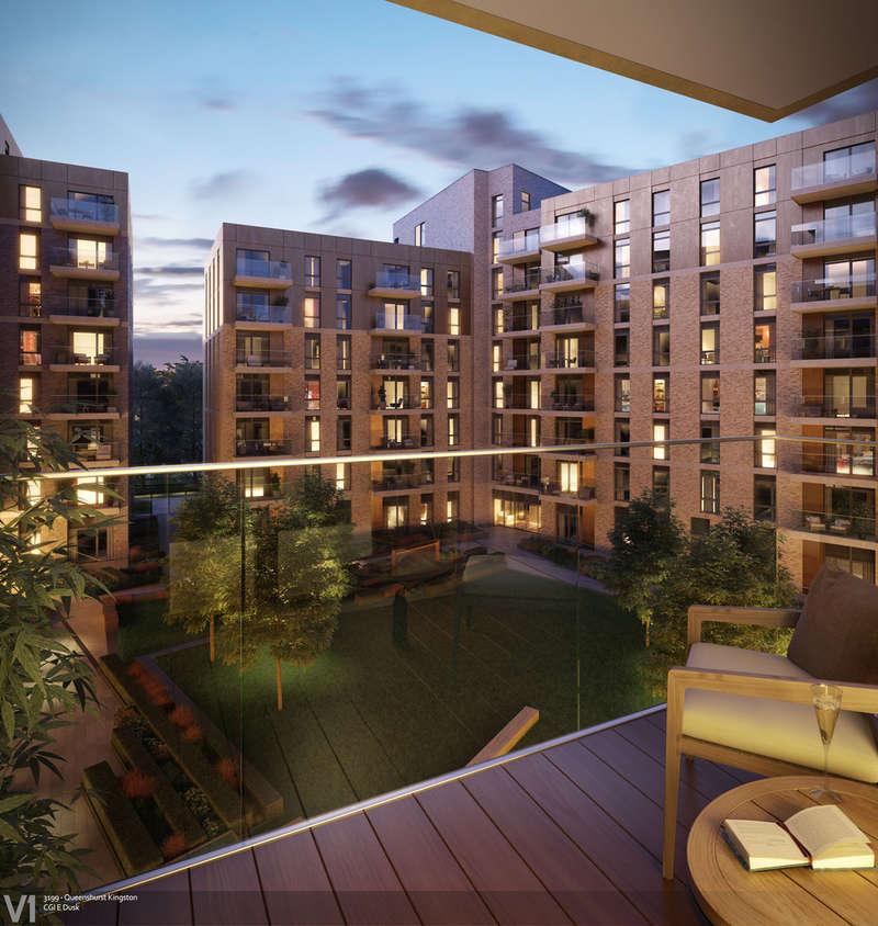 2 Bedrooms Flat for sale in 5.6.2 Queenshurst