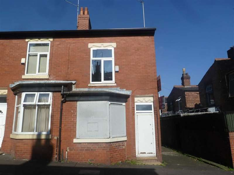 2 Bedrooms Property for sale in Clibran Street, Cheetham Hill, Manchester, M8