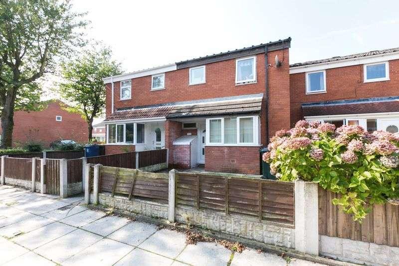 3 Bedrooms Terraced House for sale in Tintagel, Skelmersdale, WN8 8PE