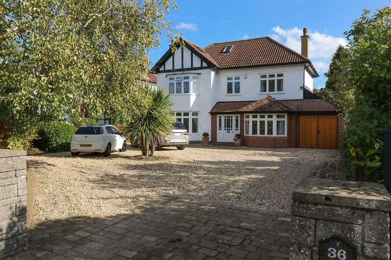 5 Bedrooms Detached House for sale in The Avenue, Clevedon