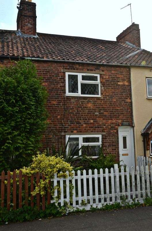 2 Bedrooms Terraced House for sale in Ogden Square, Grantham