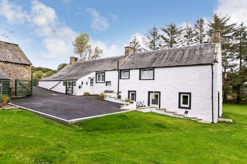 5 Bedrooms Cottage House for sale in Ochil Cottage, Carnbo, Kinross
