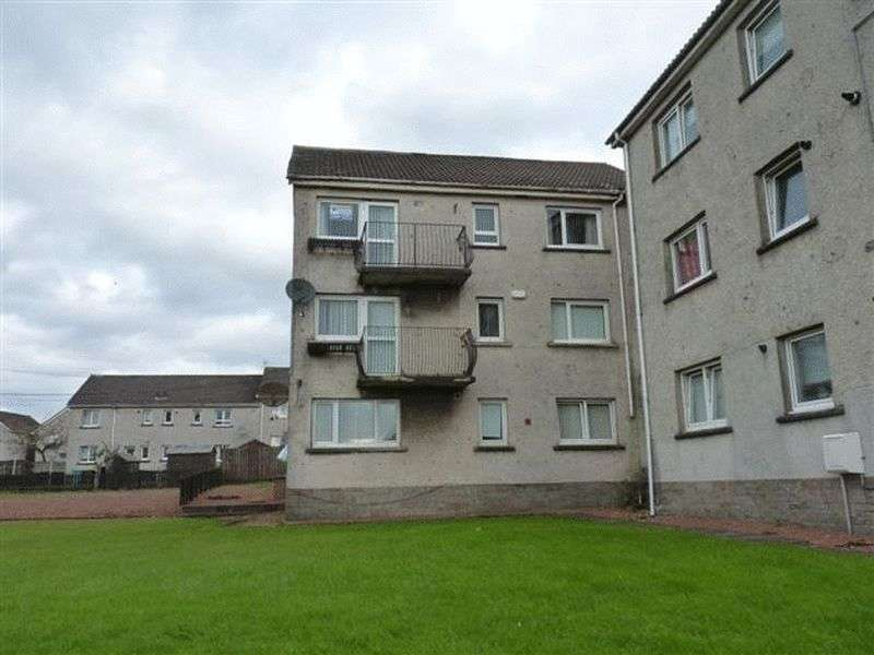 2 Bedrooms Flat for sale in Meadowside Place, Clarkston, Airdrie