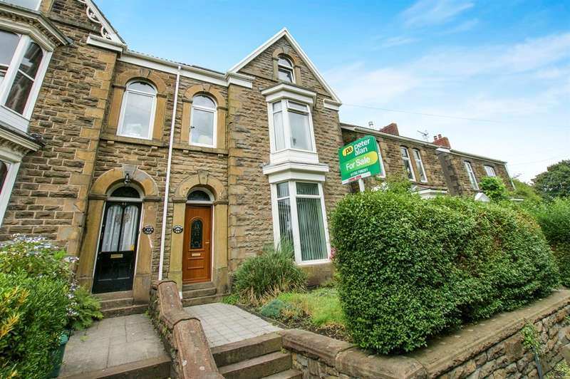 6 Bedrooms Semi Detached House for sale in Springfield Street, Morriston, Swansea