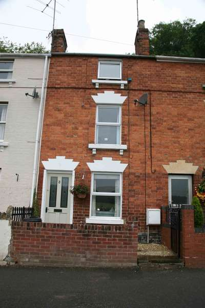 2 Bedrooms Terraced House for sale in Butterrow Lane, Stroud, Gloucestershire, GL5