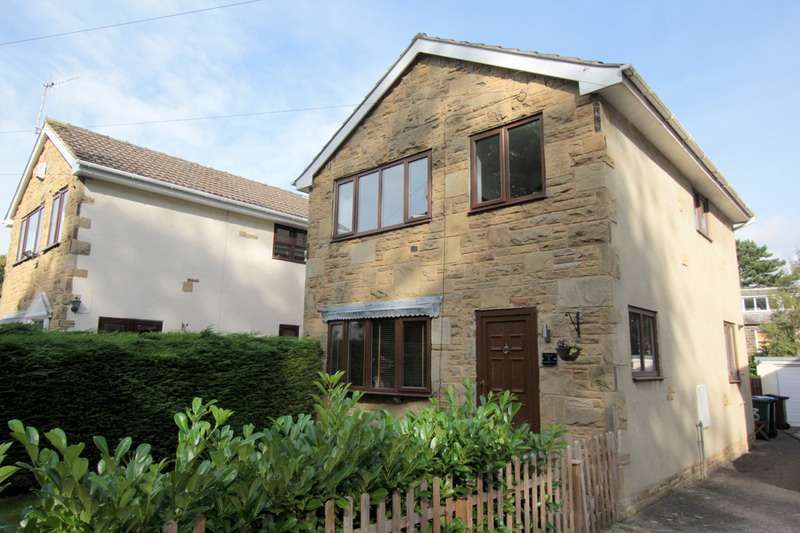 3 Bedrooms Detached House for sale in Sedbergh Drive, Ilkley, West Yorkshire, LS29