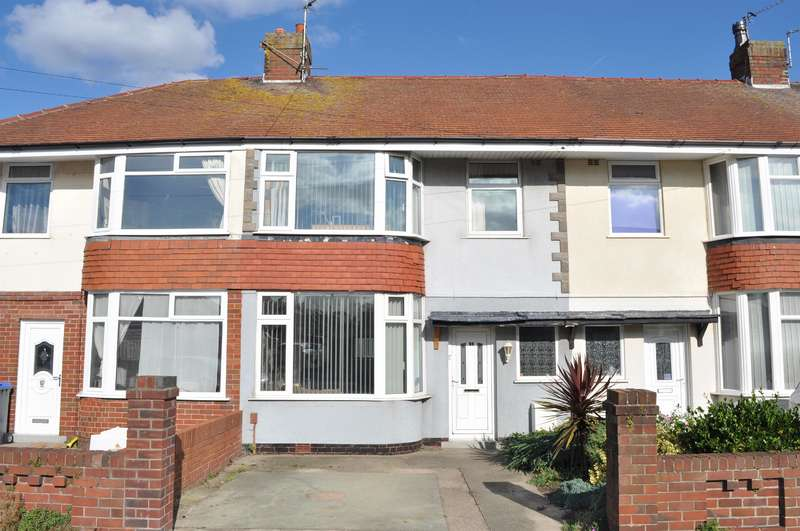 3 Bedrooms Terraced House for sale in Faringdon Avenue, South Shore, Blackpool, FY4 3QQ
