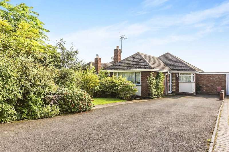 2 Bedrooms Detached Bungalow for sale in Keats Close, The Straits, Lower Gornal, Dudley, DY3