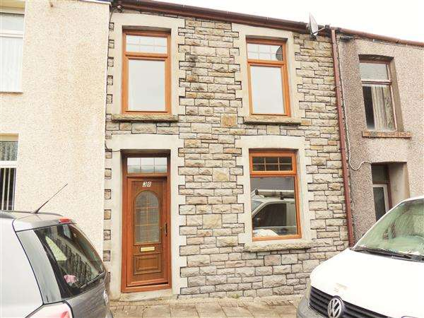 3 Bedrooms Terraced House for sale in Halifax Terrace, Treorchy