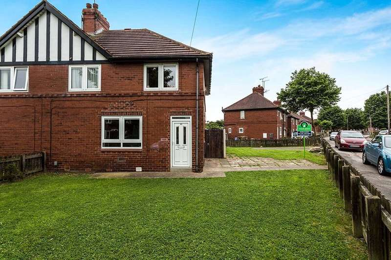 4 Bedrooms Semi Detached House for sale in Overdale Avenue, Worsbrough, Barnsley, S70