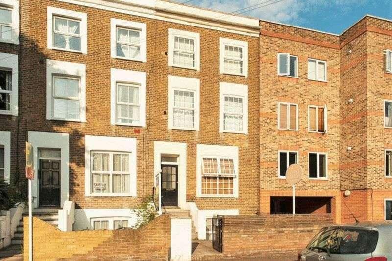1 Bedroom Flat for sale in Arragon Road