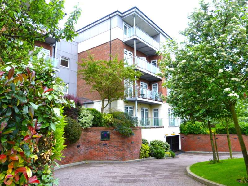 2 Bedrooms Apartment Flat for sale in Portland Court, Hendon Lane, Finchley