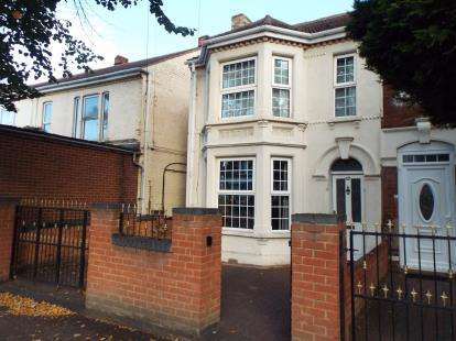 4 Bedrooms Semi Detached House for sale in Ampthill Road, Bedford, Bedfordshire, .
