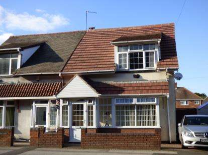 3 Bedrooms Semi Detached House for sale in Church Lane, West Bromwich, West Midlands