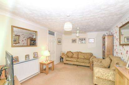 2 Bedrooms Bungalow for sale in Hamilton Road, Evesham, Worcestershire, .