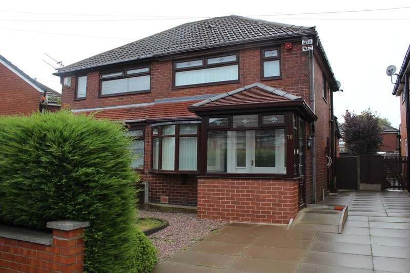 2 Bedrooms Semi Detached House for sale in Knowl Road, Firgrove