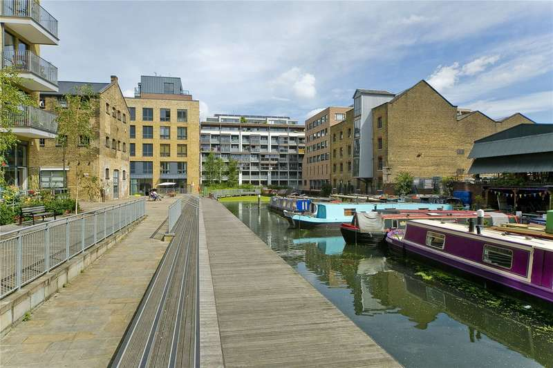 2 Bedrooms Flat for sale in Downham Road, De Beauvoir, N1