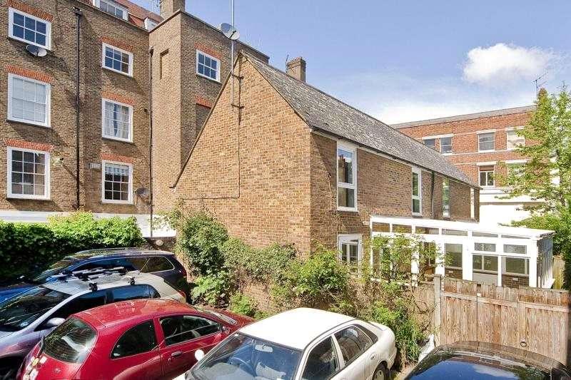 3 Bedrooms Mews House for sale in Lambs Mews, Colebrooke Row, N1