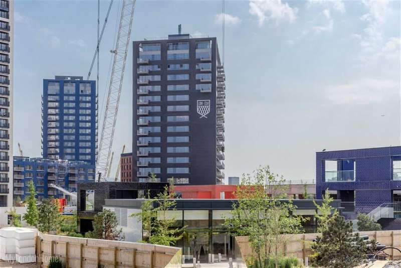 1 Bedroom Property for sale in Grantham Building, Leamouth, London, E14